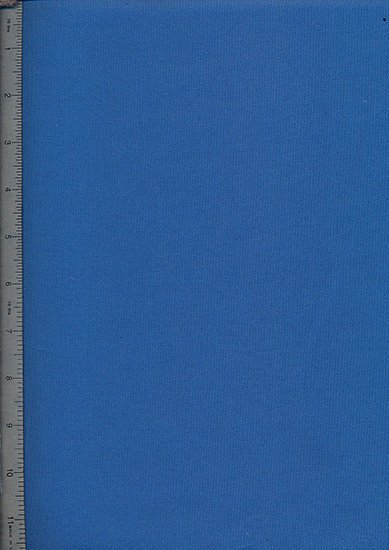 Poly/Cotton Drill Fabric - Denim Blue