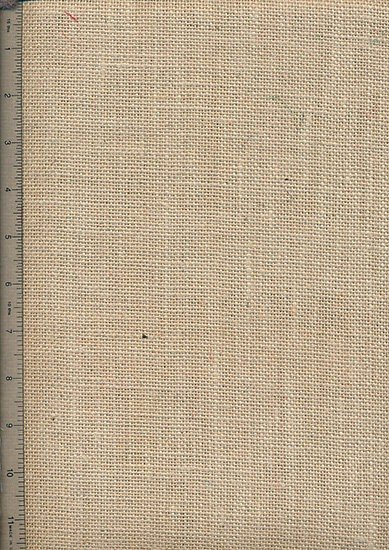 Plain Dyed Jute Hessian - Natural 2