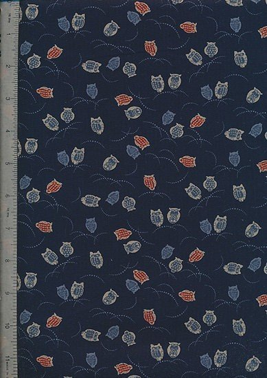 Japanese Print - Cosmo & Seven Berries 11