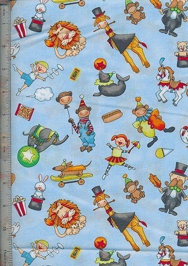 Sew Simple Novelty Fabric - 12
