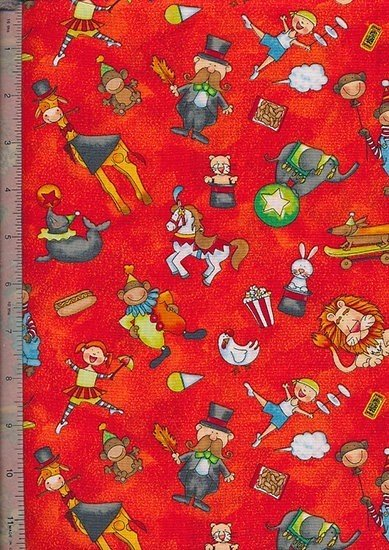 Sew Simple Novelty Fabric - 13