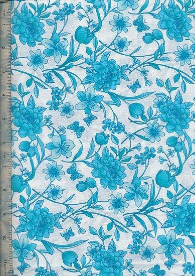 Doughty's Tantalising Turquoise - 65