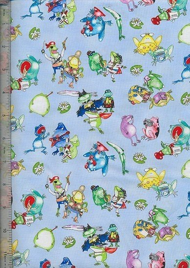 Sew Simple Novelty Fabric - 15