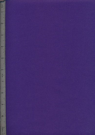 Poly/Cotton Drill Fabric - Purple