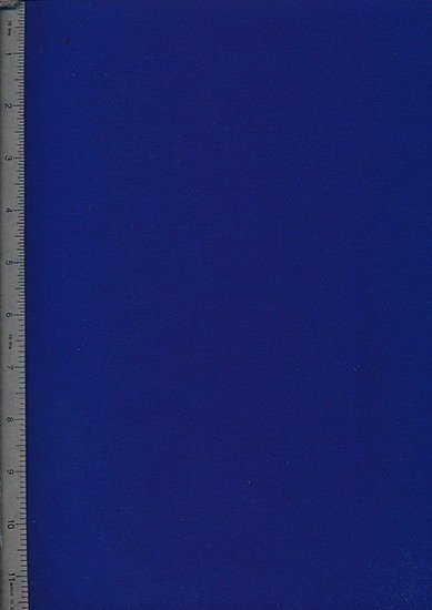 Poly/Cotton Drill Fabric - Pantone Blue