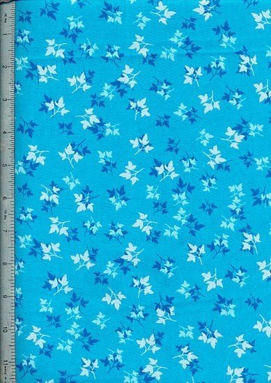 Doughty's Tantalising Turquoise - 46