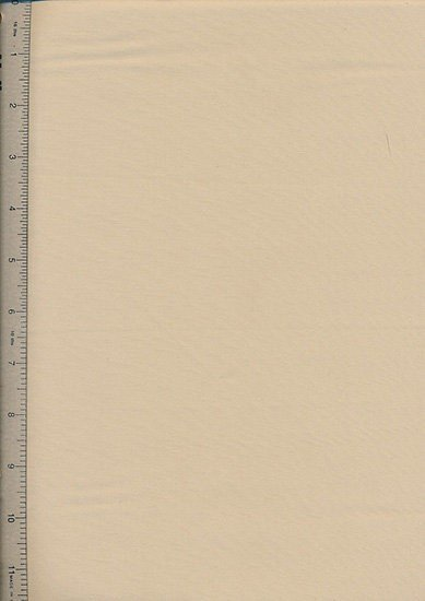 Plain Cotton Fabric - 10 Oatmeal
