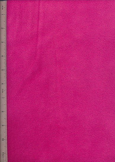 Fabric Freedom Fleece - 23 Cerise