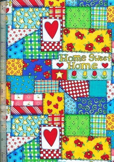Novelty - Patchwork