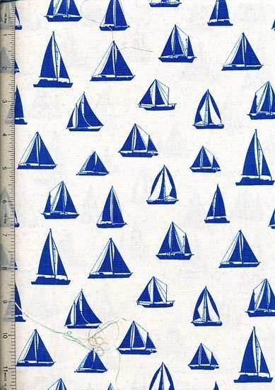 Novelty - Simple Blue Yachts