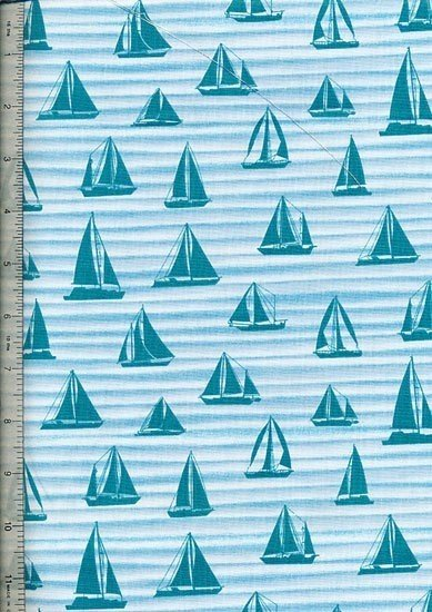 Novelty - Simple Turquoise Yachts