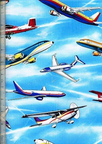 Novelty - Assorted Planes