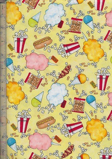 Sew Simple Novelty Fabric - 353