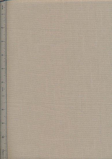 Linen Look Cotton - Taupe 8126-4