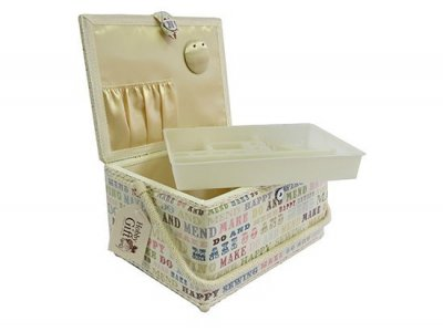 Large Sewing Box - Large Make Do and Mend GB1162