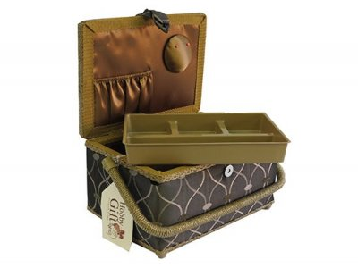 Medium Sewing Box - Chamonie GB1013