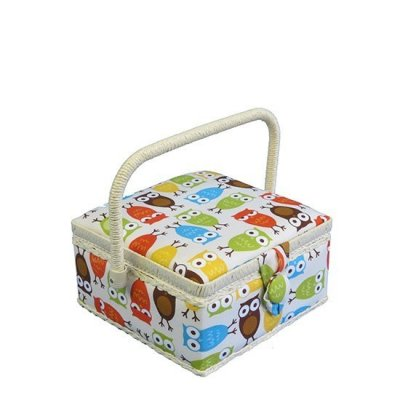 Small Sewing Box - Owls GB1166