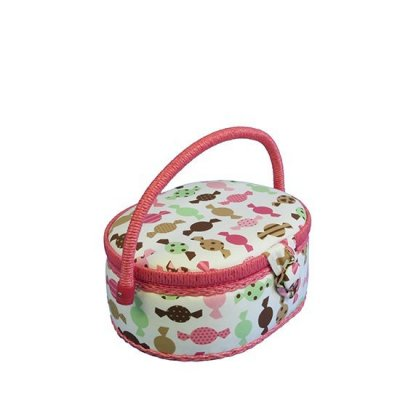 Small Sewing Box - Dotty Sweets GB1218