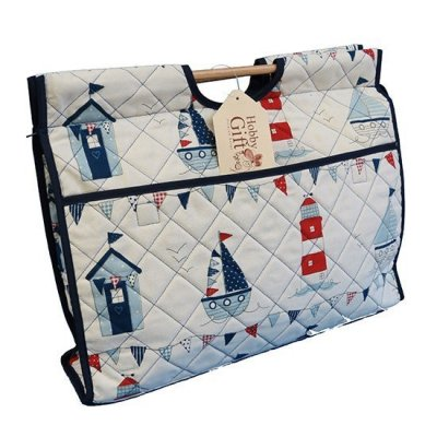 Knitting Bag - Maritime Bag CB331