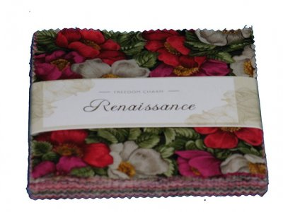 Fabric Freedom Charm Pack - Renaissance
