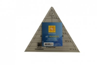 EZ 60 Degree Quilting Triangle