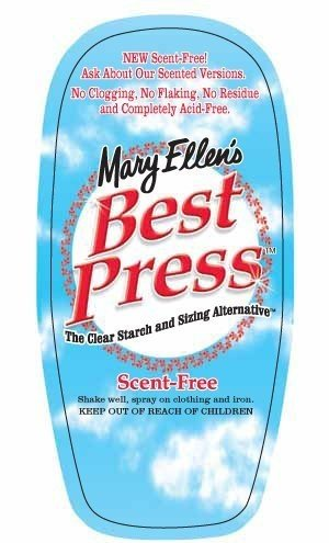 Best Press Scent Free 16oz
