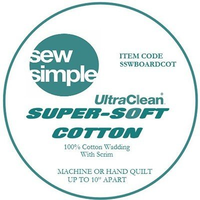 Super Soft Cotton - Exra Wide