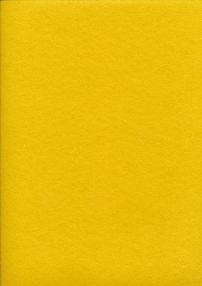 Acrylic Felt - Yellow