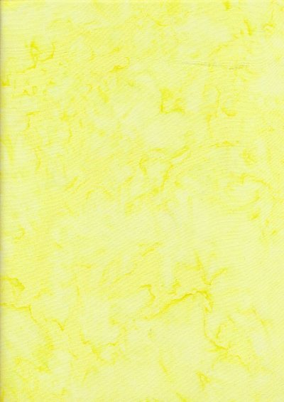 Sew Simple - Batik Basic Yellow 6
