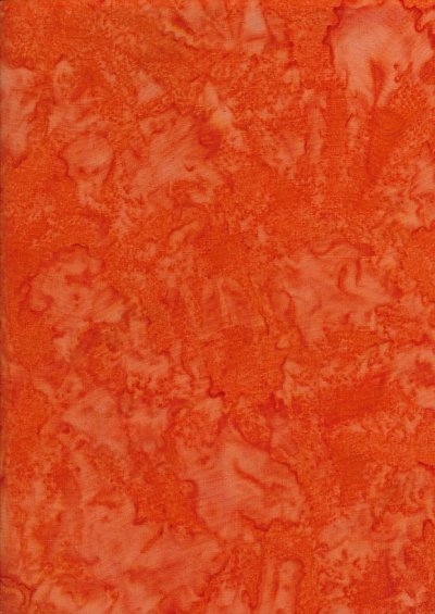 Sew Simple - Batik Basic Orange 18