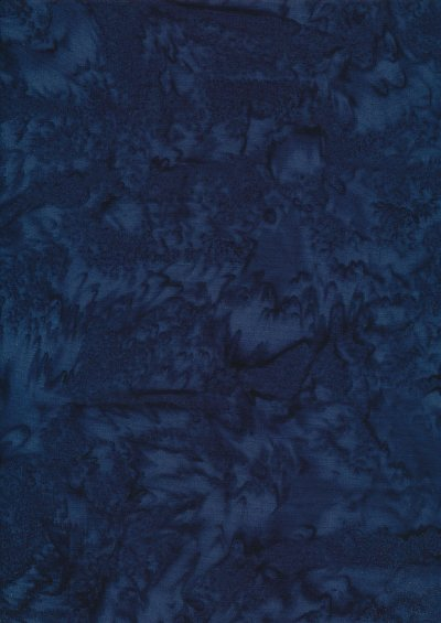Sew Simple - Batik Basic Blue 110
