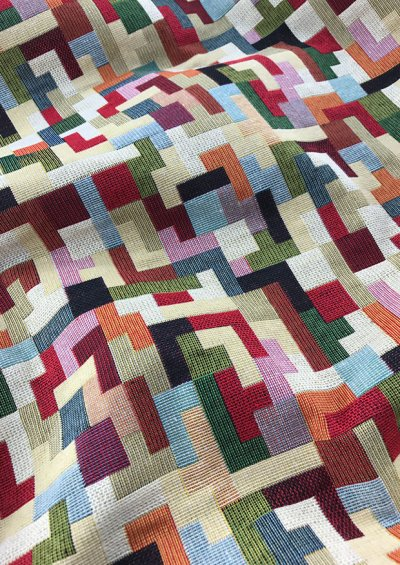 Chatham Glyn - New World Tapestry Tetris