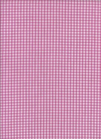 Poly-Cotton Gingham
