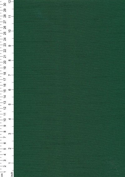 Faux Silk - Emerald Green