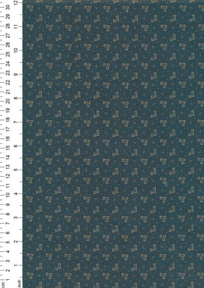 Ellie's Quiltplace - Modern Traditions Cloverdale Midnight Blue