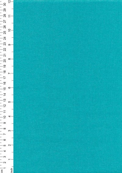 Fabric Freedom - Sparkle Silver Glitter K35F/50 Turquoise Green