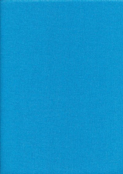 Fabric Freedom - Sparkle Silver Glitter K35F/51 Turquoise Blue