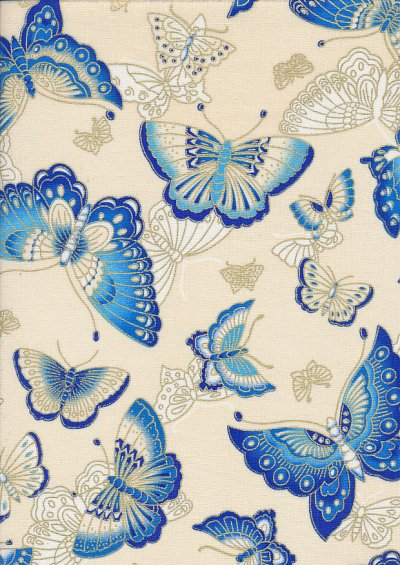 Fabric Freedom - Oriental Collection F.F.PO.236