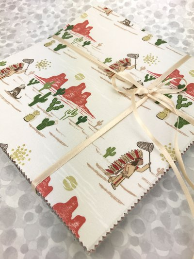 Lewis & Irene Scrumptious Squares Charm Pack - To Catch A Dream