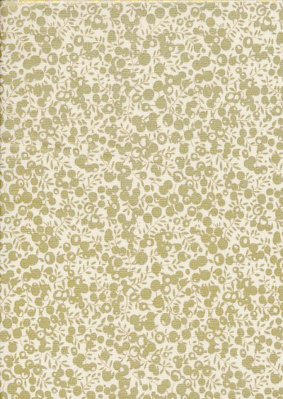 Liberty - A Festive Collection Wiltshire Shadow 755B Gold on Cream