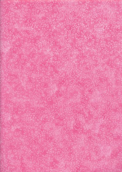 John Louden Floral Sprig - 9053A-Baby Pink