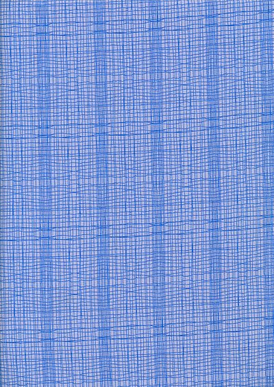 Blue Soft Check Patchwork Quilting 100/% Cotton Perfect Occasions Fabric Freedom