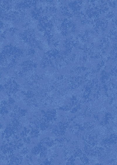 Makower Spraytime - B37 Cornflower Blue