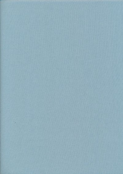 Perfectly Plain - Duck Egg Blue