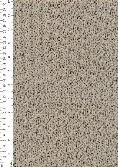 Sevenberry Japanese Fabric - 60730 COL 115