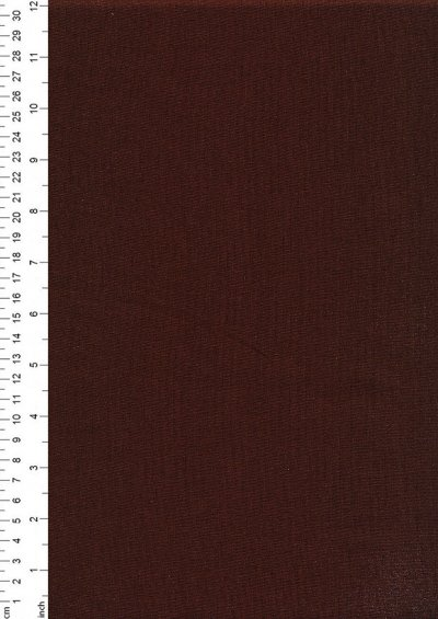 Rose & Hubble - Rainbow Craft Cotton Plain Chocolate 13