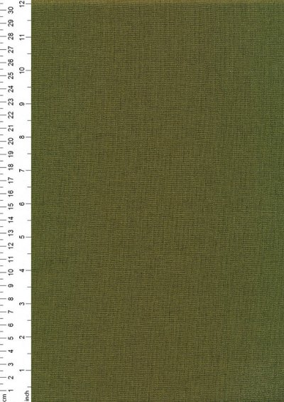 Rose & Hubble - Rainbow Craft Cotton Plain Moss 65