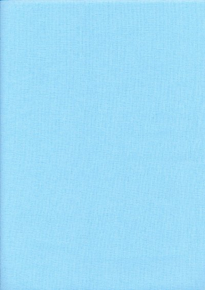 Rose & Hubble - Rainbow Craft Cotton Plain Candy Blue 44
