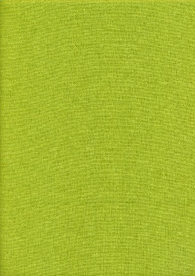 Rose & Hubble - Rainbow Craft Cotton Plain Chartreuse 58