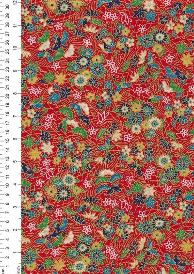 Authentic Japanese Fabric - 45